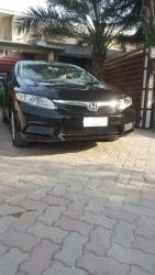 Car Honda Civic prosmetic 2014 Islamabad-Rawalpindi