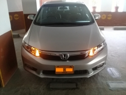 Car Honda Civic prosmetic 2014 Karachi