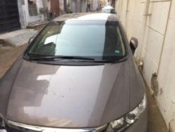 Car Honda Civic prosmetic 2015 Karachi