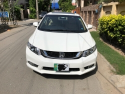 Car Honda Civic prosmetic 2016 Lahore