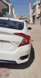 Car Honda Civic prosmetic 2017 Bahawalpur