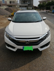 Car Honda Civic prosmetic 2018 Islamabad-Rawalpindi