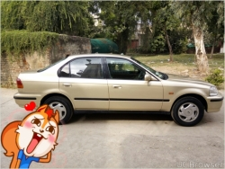 Car Honda Civic vti 1996 Islamabad-Rawalpindi
