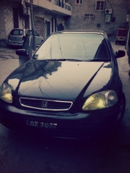 Car Honda Civic vti 1996 Lahore