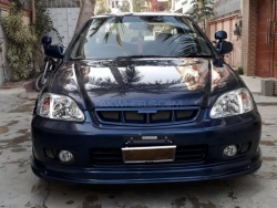 Car Honda Civic vti 2001 Lahore