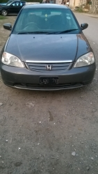 Car Honda Civic vti 2002 Lahore