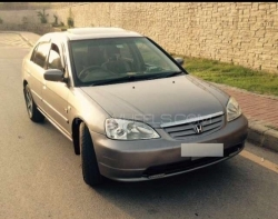 Car Honda Civic vti 2003 Islamabad-Rawalpindi