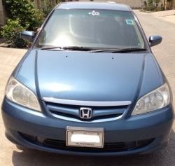 Car Honda Civic vti 2004 Islamabad-Rawalpindi