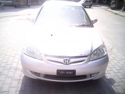 Car Honda Civic vti 2004 Islamabad-Rawalpindi