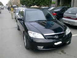 Car Honda Civic vti 2005 Islamabad-Rawalpindi