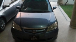 Car Honda Civic vti 2005 Lahore
