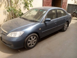 Car Honda Civic vti 2006 Karachi