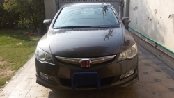 Car Honda Civic vti 2006 Lahore