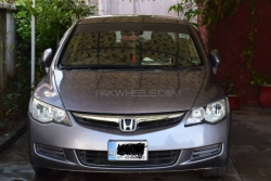 Car Honda Civic vti 2007 Islamabad-Rawalpindi