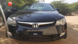 Car Honda Civic vti 2007 Islamabad-Rawalpindi