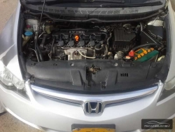 Car Honda Civic vti 2007 Karachi