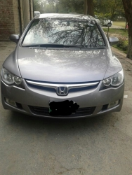 Car Honda Civic vti 2007 Lahore
