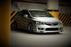 Car Honda Civic vti 2008 Karachi