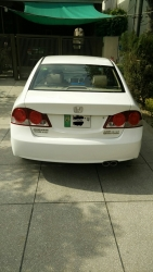 Car Honda Civic vti 2008 Lahore