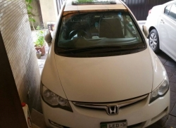 Car Honda Civic vti 2009 Islamabad-Rawalpindi