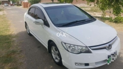 Car Honda Civic vti 2009 Lahore