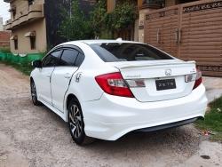 Car Honda Civic vti 2013 Islamabad-Rawalpindi