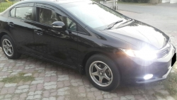 Car Honda Civic vti 2015 Lahore