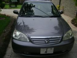 Car Honda Civic prosmetic 2001 Islamabad-Rawalpindi