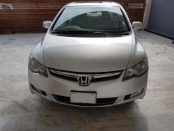 Car Honda Civic vti 2006 Islamabad-Rawalpindi
