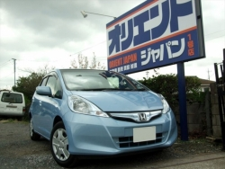 Car Honda Fit 2012 Karachi