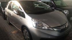 Car Honda Fit 2014 Lahore