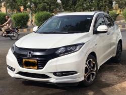 Car Honda Vezel 2019 Karachi