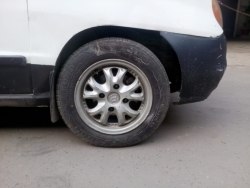 Car Hyundai Accent 2000 Lahore