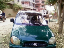 Car Hyundai Santro club 2000 Islamabad-Rawalpindi