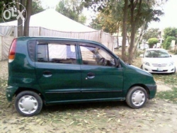 Car Hyundai Santro club 2000 Lahore
