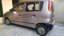 Car Hyundai Santro club 2002 Lahore