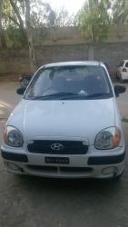 Car Hyundai Santro club 2003 Islamabad-Rawalpindi