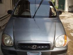 Car Hyundai Santro club 2003 Lahore