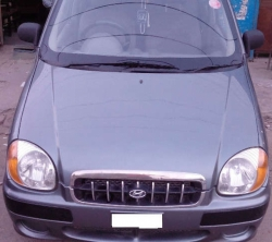 Car Hyundai Santro club 2003 Lahore