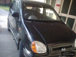Car Hyundai Santro club 2003 Mian Walli