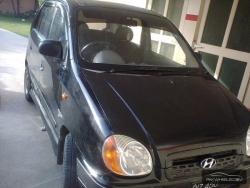 Car Hyundai Santro club 2003 Mian Walli