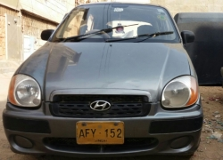 Car Hyundai Santro club 2004 Karachi