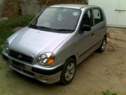 Car Hyundai Santro club 2004 Lahore