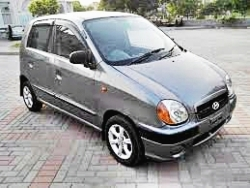 Car Hyundai Santro club 2004 Lahore