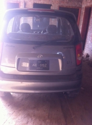 Car Hyundai Santro club 2004 Sohawa district jelum