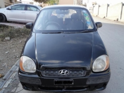 Car Hyundai Santro club 2006 Islamabad-Rawalpindi