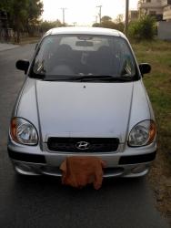 car hyundai santro club 2006 lahore 26709