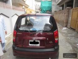 Car Hyundai Santro club 2007 Islamabad-Rawalpindi