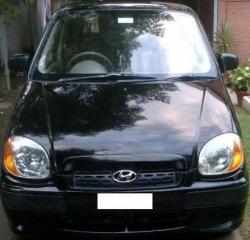 Car Hyundai Santro club 2008 Faisalabad