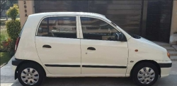 Car Hyundai Santro club 2008 Karachi